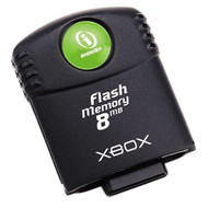 Xbox 8MB Flash Memory By Interact For Xbox Original Card Expansion - EE680599
