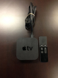Apple Apple TV 32GB 4th Generation Black With Remote - EE680610