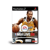 NBA Live 08 For PlayStation 2 PS2 Basketball With Manual And Case - EE680612
