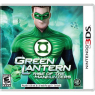 Green Lantern: Rise Of The Manhunters Nintendo For 3DS - EE680653