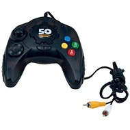 Dreamgear Universal Plug 'N' Play Controller With 50 Games Portable - EE680892