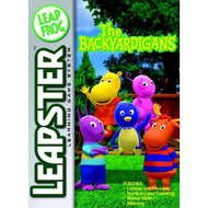 Leapfrog Leapster Learning Game Backyardigans For Leap Frog Arcade - EE680951