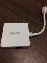 Gigaware Mini DisplayPort To Displayport/hdmi/dvi Adapter ZJF618 - EE680972