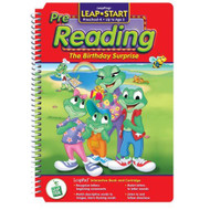 "LeapPad: Leapstart Pre-Reading The Birthday Surprise"" Interactive Book - EE681136"