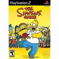 The Simpsons Game For PlayStation 2 PS2 - EE681144