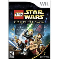 Lego Star Wars: The Complete Saga For Wii With Manual And Case - EE681230