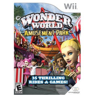 Wonder World Amusement Park For Wii - EE681262