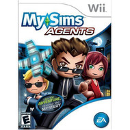 Mysims Agents For Wii - EE681277