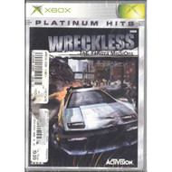 Wreckless: The Yakuza Missions For Xbox Original With Manual And Case - EE681292