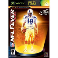 NFL Fever 2004 For Xbox Original Football With Manual And Case - EE681294