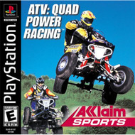 ATV Quad Power Racing PS1 For PlayStation 1 - EE681372