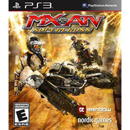 MX Vs ATV: Supercross For PlayStation 3 PS3 Racing - EE681428