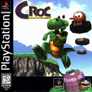 Croc: Legend Of The Gobbos For PlayStation 1 PS1 With Manual and Case - EE681460