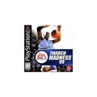 NCAA March Madness 99 For PlayStation 1 PS1 Basketball With Manual and - EE681461