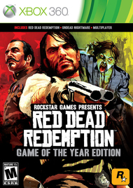 Red Dead Redemption: Game Of The Year Edition Xbox One And For Xbox 36 - EE681506