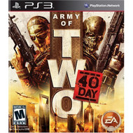Army Of Two: The 40th Day For PlayStation 3 PS3 - EE681785