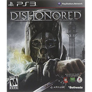 Dishonored Greatest Hits For PlayStation 3 PS3 Shooter - EE681787