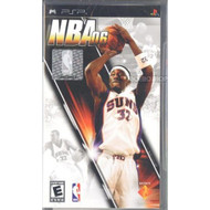 NBA 2006 Sony For PSP UMD Basketball With Manual and Case - EE681856