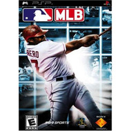 MLB 2005 Sony For PSP UMD Baseball With Manual And Case - EE681857