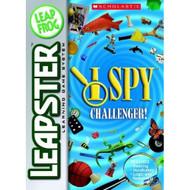 Leapfrog Leapster Game: I Spy Challenger! By Leapfrog For Leap Frog - EE681999