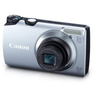 Canon Powershot A3300 Is 16 MP Digital Camera With 5X Optical Zoom - EE682045