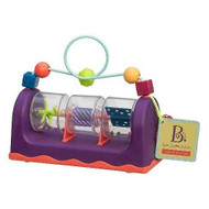 Baby B Spin Rattle And Roll Toy Multi-Color 030-10-1044 - EE682104