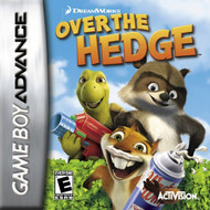 Over The Hedge For GBA Gameboy Advance - EE682119