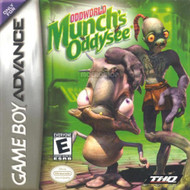 Oddworld Munch's Oddysee For GBA Gameboy Advance - EE682121