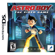 Astro Boy: The Video Game For Nintendo DS DSi 3DS 2DS Shooter - EE682175