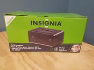 Insignia Wireless MP3 Bluetooth Speaker NS-BT400 Black - EE682195