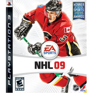 NHL 09 For PlayStation 3 PS3 Hockey - EE682264