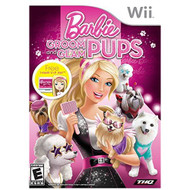 Barbie Groom And Glam Pups For Wii - EE682342