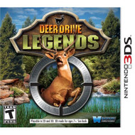 Deer Drive Legends For 3DS Fighting - EE682411