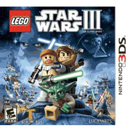 Lego Star Wars III: The Clone Wars For 3DS - EE682410