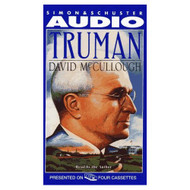 Truman By David Mccullough On Audio Cassette - EE682537