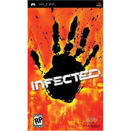 Infected Sony For PSP UMD With Manual and Case - EE682568