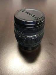 Sigma 28-70MM F/2.8-4 Dg Aspherical Large Aperture Zoom Lens For Canon - EE682686