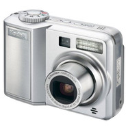 Kodak Easyshare C663 6.1 MP Digital Camera With 3XOPTICAL Zoom Silver  - EE682694