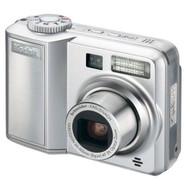Kodak Easyshare C663 6.1 MP Digital Camera With 3XOPTICAL Zoom Silver  - EE682694