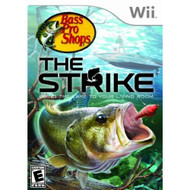 Bass Pro Shops: The Strike Game Only For Wii With Manual And Case - EE682744