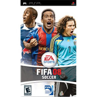 FIFA 08 Sony For PSP UMD Soccer With Manual And Case - EE682753