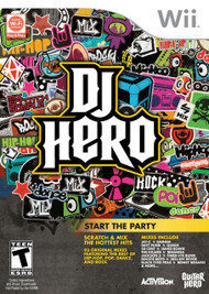 DJ Hero 1 For Wii Music - EE682766