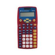 Texas Instruments TI-10 Scientific Calculator 2 Lines 11 Characters - EE682768
