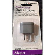 Foreign Travel Adapter 273-1406D - EE682846