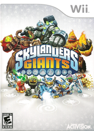 Skylanders Giants For Wii - EE682858