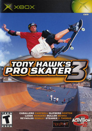 Tony Hawk's Pro Skater 3 For Xbox Original - EE682924