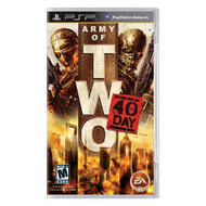 Army Of Two: The 40th Day Sony For PSP UMD - EE682980