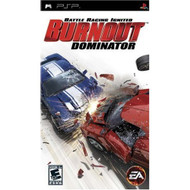 Burnout Dominator Sony For PSP UMD Racing - EE682983