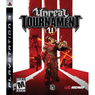 Unreal Tournament III For PlayStation 3 PS3 Shooter - EE683083