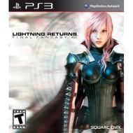 Lightning Returns: Final Fantasy XIII For PlayStation 3 PS3 RPG - EE683088